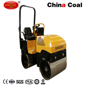 Water-Cooled Diesel Engine Ride on Hydraulic Vibratory Compactor Road Roller pictures & photos