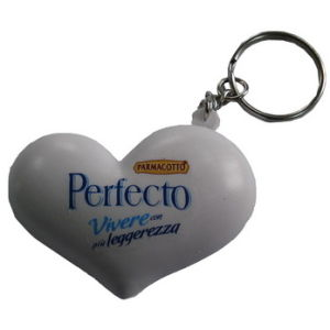 PU Heart, PU Key Chain, PU Promotional Gift pictures & photos