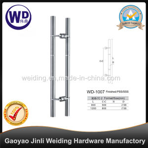 Ladder Style Stainlesss Steel Door Handle pictures & photos