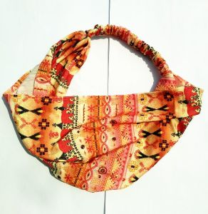 Wide Printed Colorful Bandanas Hair Accessories pictures & photos