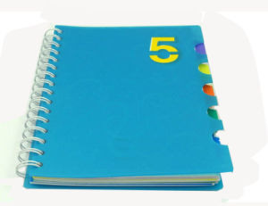 2015 PVC Dairy Notebook