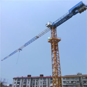 Model 5510 Topless Tower Crane pictures & photos