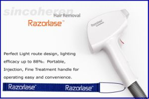 Laser Hair Removal 808nm Diodelaser Painless Beauty Machine Permanent Hair Removal Diode Laser Pain Free Hot Sale pictures & photos