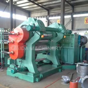 Automatic Two Three Four Roll Rubber Calender Machine pictures & photos