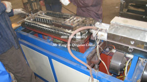SWC Single Wall Corrugated Hose Extruder Machine