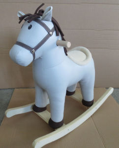 Rocking Horse (surface washable, PU leather) pictures & photos