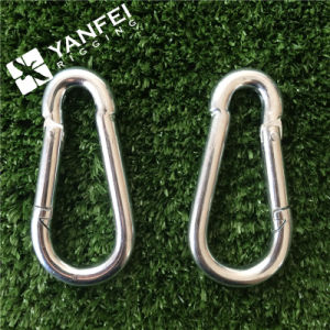 DIN 5299c Stainless Steel Karabinerhaken Hook pictures & photos