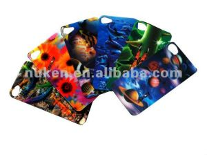 Offer High Quality 3D Lenticular Phone Sticker pictures & photos