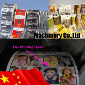 Car Label Printing Machine (RY) pictures & photos