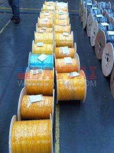 FTTH Drop Cable FRP Optic Fiber Cable Gjxfh 1, 2, 4core pictures & photos