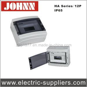 IP65 12p Distribution Box with Transparent Panels pictures & photos