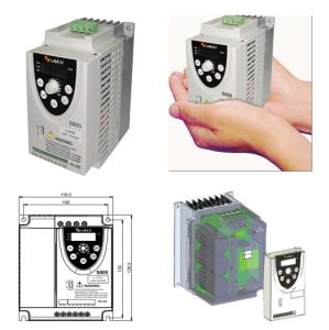 Compact 2HP S800 Simple Mini VFD pictures & photos