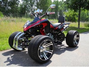EEC 250CC Racing Quad