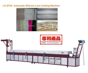 Fully Automatic Stockings Silicone Coating Machine pictures & photos