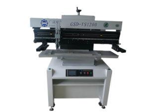 LED Light Semi-Automatic Solder Paste Printer pictures & photos