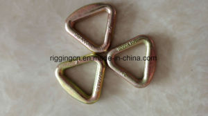 Webbing Belt Link Hot Die Forged Triangle Ring pictures & photos