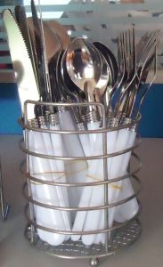 24PCS Stainless Steel Cutlery Knife Set pictures & photos