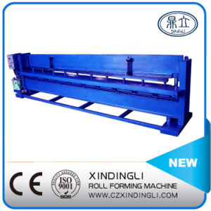 Color Steel Shearing Machine for Roll Forming Machine pictures & photos