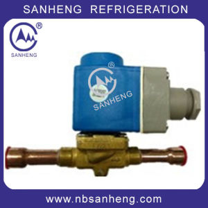 Solenoid Valve for Refrigeration with Good Quality pictures & photos