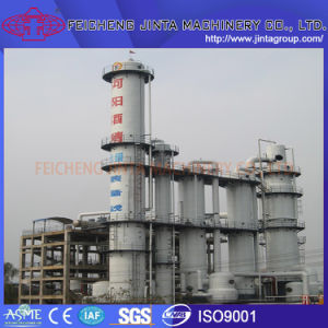95.0% Alcohol/Ethanol Turnkey Plant Fermentation Molasses Alcohol/Ethanol pictures & photos