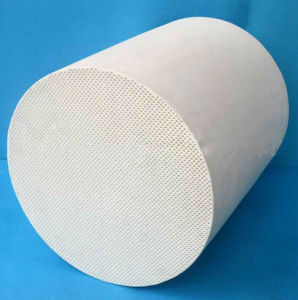 Cordierite Diesel Particulate Filter Honeycomb Ceramic for Diesel Engine pictures & photos