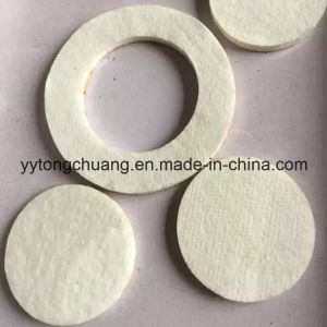 Ceramic Fiber Paper Thermal Insulation as Gasket Seal Separator Lining pictures & photos
