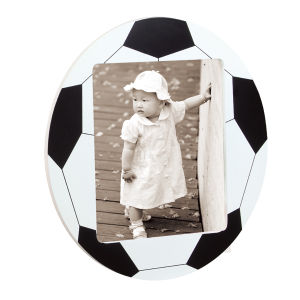 Football Wooden Photo Frame for Home Deco pictures & photos