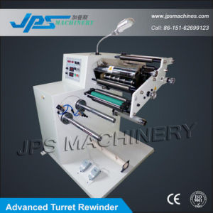 Jps-320fq-Tr Non-Woven Fabric/Cloth Slitter Rewinder pictures & photos