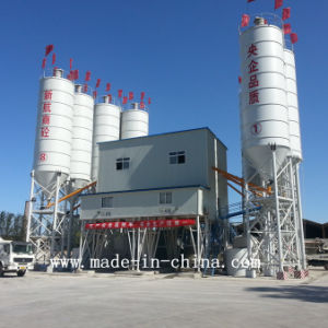 120m3/H Siemens PLC Control Concrete Batching Plant/ Concrete Mixing Plant pictures & photos