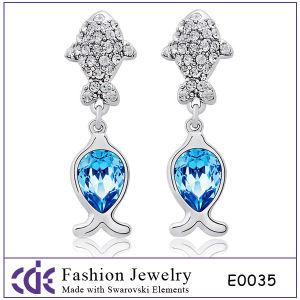 Custome Made Earrings (E0035)