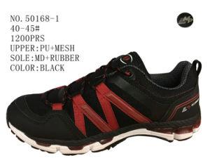 No. 50168 Men Sport Stock Shoes Big Size Good Quanlity pictures & photos