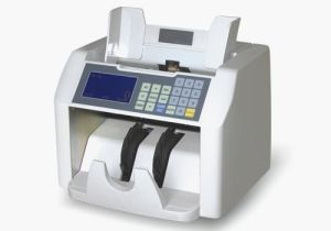 Money Counter with TFT LCD, UV, Mg and Size Counterfeit-Detection pictures & photos