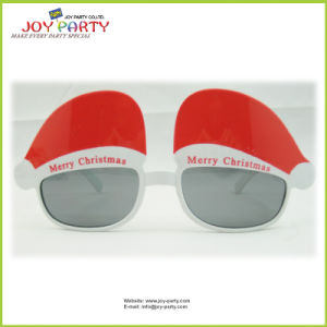 Merry Christmas Hat Party Glasses (Joy31-1000)