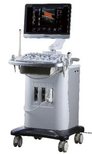 High-Quality Color Doppler Ultrasound System with 4D Volume Probe pictures & photos