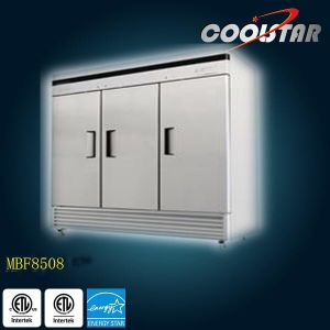 Ventilated Air-Cooled Kitchen Refrigerator (MBF8508) pictures & photos