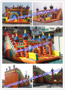 Commercial Amusement Park Inflatable Slide / Inflatable Slide for Sale (MIC-560) pictures & photos