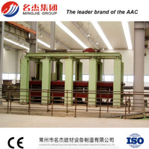 Fireproofing Autoclaved Aerated Concrete AAC Block Machine AAC Brick Plant pictures & photos