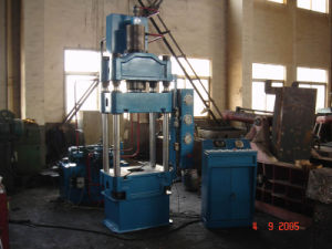Four-Coulum Hydraulic Deep Drawing Press Machine pictures & photos