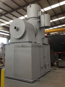 Incinerator for Medical Waste Household Waste Plastic Waste Animal Waste pictures & photos