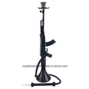 Glass Smoking Pipes Wholesale Ak47 Gun Hookah pictures & photos