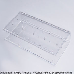 OEM Acrylic Lollipop Display Stand pictures & photos