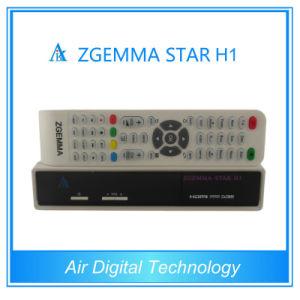 Satellite TV Zgemma-Star Xbmc Satellite Receiver Zgemma-Star H1 Digital Receiver Enigma2 Linux pictures & photos