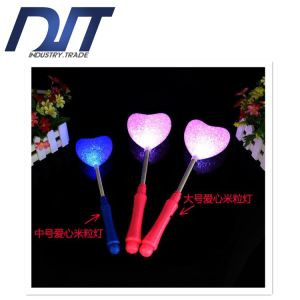 Rice Light Flash Glowing Roses Stars Shaking Sticks for Concert pictures & photos