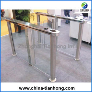 Road Barrier RFID Half Height Speeed Gate Turnstile Th-Sg309 pictures & photos