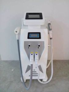 IPL Shr Laser Hair Removal+Tattoo Remover Beauty Machine with Ce H-9008b pictures & photos
