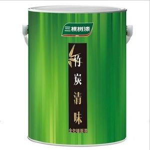 Bamboo Charcoal Odorless Paint