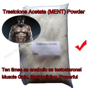Pharmaceutical Prohormone Steroid Powder Trestolone Acetate Ment for Bodybuilding