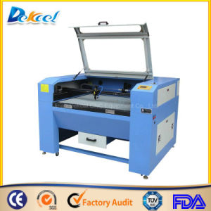 Paper Card CO2 CNC Laser Cutting Machine Dek-1390 Honeycomb Worktable pictures & photos