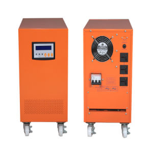 4kw/4000W 48VDC Pure Sine Wave Power Inverter with Charger