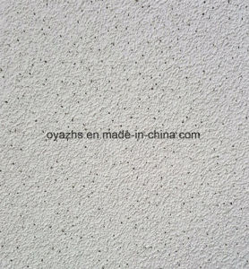 White Mineral Fiber Acoustic Ceiling Board